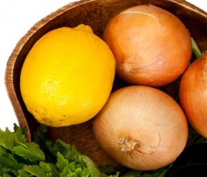 Lemon and Onion Diet