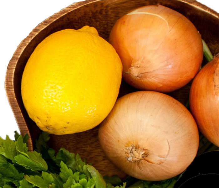 Lemon and Onion Diet