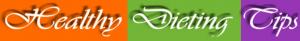 Healty Dieting Tips Logo