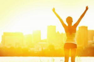 Healthy morning rising